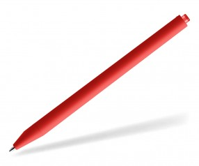 PIGRA Kugelschreiber P01 PRR SOFTTOUCH rot