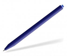 PIGRA Kugelschreiber P01 PRR SOFTTOUCH dunkelblau