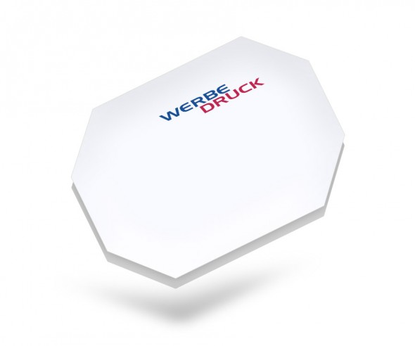 Ultra Smart-Lines Haftnotizblock Stanzung Octagon 002