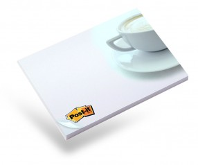 Post-it Smartline Haftnotizen Notes 102 x 74,5 mm