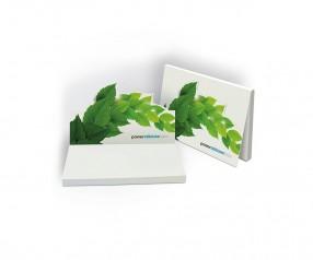 KARL KNAUER Recycling Haftnotizen im Kreativumschlag mit individueller Formgebung