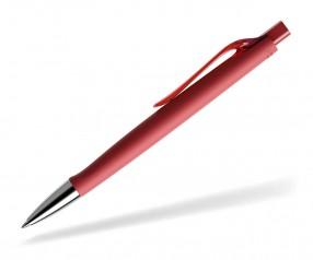 prodir DS6 PRC R21 Soft Touch Kugelschreiber dunkelrot