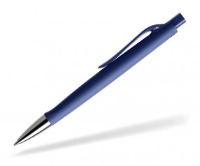 prodir DS6 PRC R63 Soft Touch Kugelschreiber blaubeere
