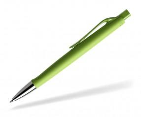 prodir DS6 PRC R68 Soft Touch Kugelschreiber farngrün