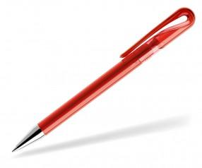 prodir DS1 TTC transparent T20 Kugelschreiber rot