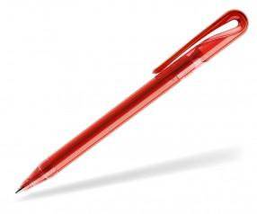 prodir DS1 TTT transparent T20 Kugelschreiber rot