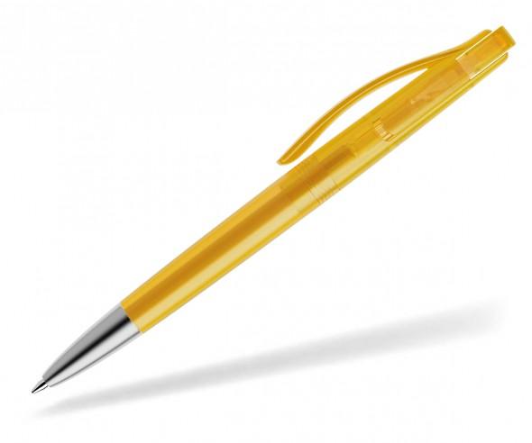 prodir DS2 PFS gefrostet F06 Kugelschreiber gelb