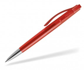 prodir DS2 PFS gefrostet F20 Kugelschreiber rot