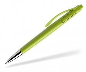 prodir DS2 PPC polished P41 Kugelschreiber pistazien grün