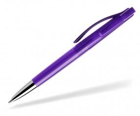 prodir DS2 PTC transparent T30 Kugelschreiber violett