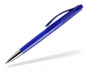 prodir DS2 PTC transparent T50 Kugelschreiber klassikblau