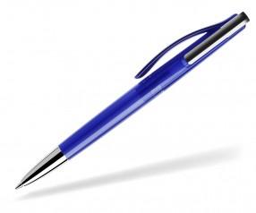 prodir DS2 PTC transparent T50 Z Kugelschreiber klassikblau