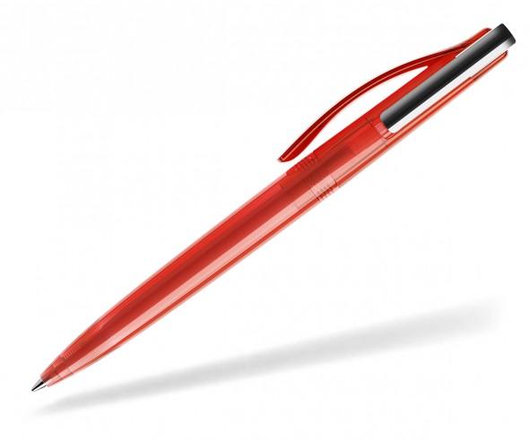 prodir DS2 PTT transparent T20 Z Kugelschreiber rot