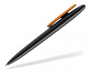 prodir DS5 TPP P75 P10 Kugelschreiber schwarz orange