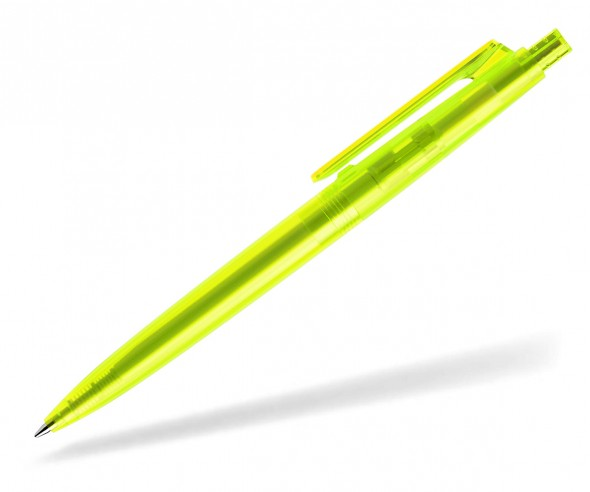 prodir DS9 PFF F76 Kugelschreiber frozen neon gelb
