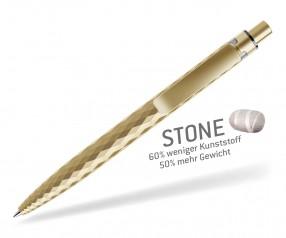 prodir STONE QS01PQS Q13-S13 S Gold-Gold satiniert