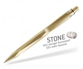 prodir STONE QS20 PQS Q13-S13 S Gold-Gold satiniert