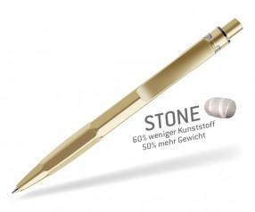 prodir STONE QS30 PQS Q13-S13 S Gold-Gold satiniert