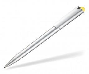 Quatron Evo Touch Metall Kugelschreiber Gelb 0114
