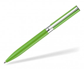 Quatron Cap Kugelschreiber Hellgrün 0368