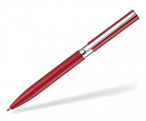 Quatron Cap Kugelschreiber Rot 0200