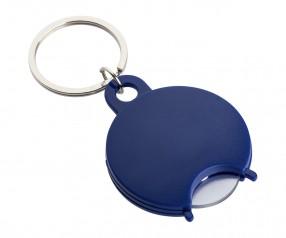 Einkaufswagenchiphalter REFLECTS-TALLULAH BLUE Werbeartikel blau