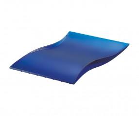 Eiskratzer REFLECTS-WINNIPEG BLUE mit Beschriftung blau