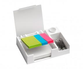 Schreibtischset REFLECTS-CHOLET WHITE Werbegeschenk weiß