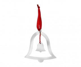 Weihnachtsbaumschmuck REFLECTS-PINEROLO Werbeartikel silber