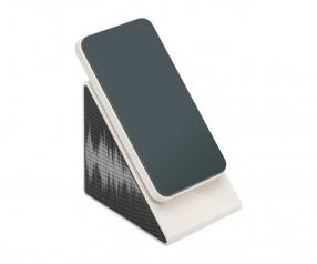 Stereolautsprecher REFLECTS-LES ULIS mit Werbeanbringung weiß