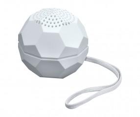 Lautsprecher mit Bluetooth® Technologie REFLECTS-MINNEAPOLIS Werbepräsent weiß