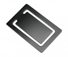 Lesezeichen REFLECTS-MOMBASA Werbemittel gunmetal