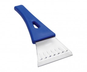 Eiskratzer REFLECTS-NIKOSIA BLUE Werbemittel blau