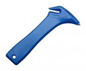 Notfallhammer REFLECTS-BAKI BLUE Werbemittel blau
