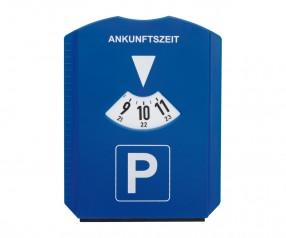 Parkscheibe REFLECTS-DUNBAR mit Beschriftung blau