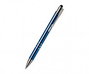 REFLECTS 2-in-1 Stift CLIC CLAC-TERUEL BLUE Promotion-Artikel blau