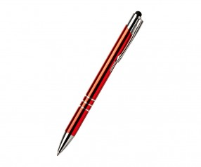 REFLECTS 2-in-1 Stift CLIC CLAC-TERUEL RED mit Werbeanbringung rot