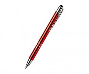REFLECTS 2-in-1 Stift CLIC CLAC-TERUEL RED mit Werbeanbringung rot