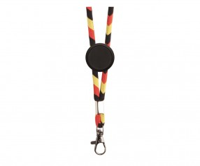 REFLECTS Lanyard GERMANY mit Logo