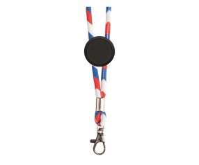 REFLECTS Lanyard FRANCE Werbemittel
