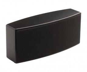 Lautsprecher mit Bluetooth® Technologie REFLECTS-ANDERLECHT Werbegeschenk schwarz