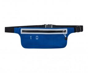 Gürteltasche REFLECTS-HIP BAG BLUE Werbepräsent blau