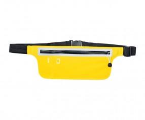 Gürteltasche REFLECTS-HIP BAG YELLOW Werbegeschenk gelb