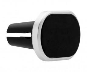 KFZ-Smartphone-Halterung REFLECTS-SOROCA SILVER BLACK Promotion-Artikel schwarz, schwarz/silber, sil