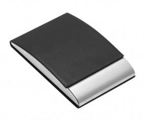 Visitenkartenbox REFLECTS-VANNES BLACK Werbemittel schwarz