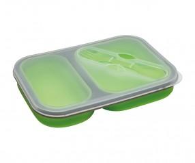 Lunch Set REFLECTS-SILLIAN LIGHT GREEN L Werbemittel hellgrün