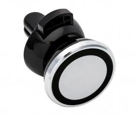 KFZ-Smartphone-Halterung REFLECTS-MUNCIE Werbeartikel schwarz, silber