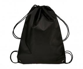 Turnbeutel REFLECTS-TARIJA BLACK Werbegeschenk schwarz