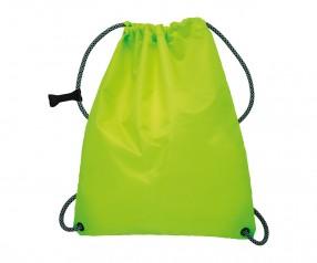 Turnbeutel REFLECTS-WASSILLA LIGHT GREEN Werbegeschenk hellgrün