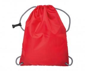 Turnbeutel REFLECTS-WASSILLA RED Werbepräsent rot